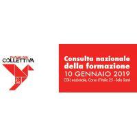 """c266d61b2953 Si terrà a Roma il 10 Gennaio 2019 presso la CGIL Nazionale (Sala Santi) la  presentazione del rapporto di ricerca """"Il Sistema Formazione Filcams tra ..."""